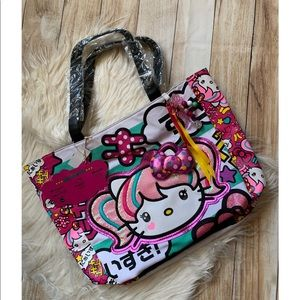 Hello Kitty x Loungefly Tote Bag